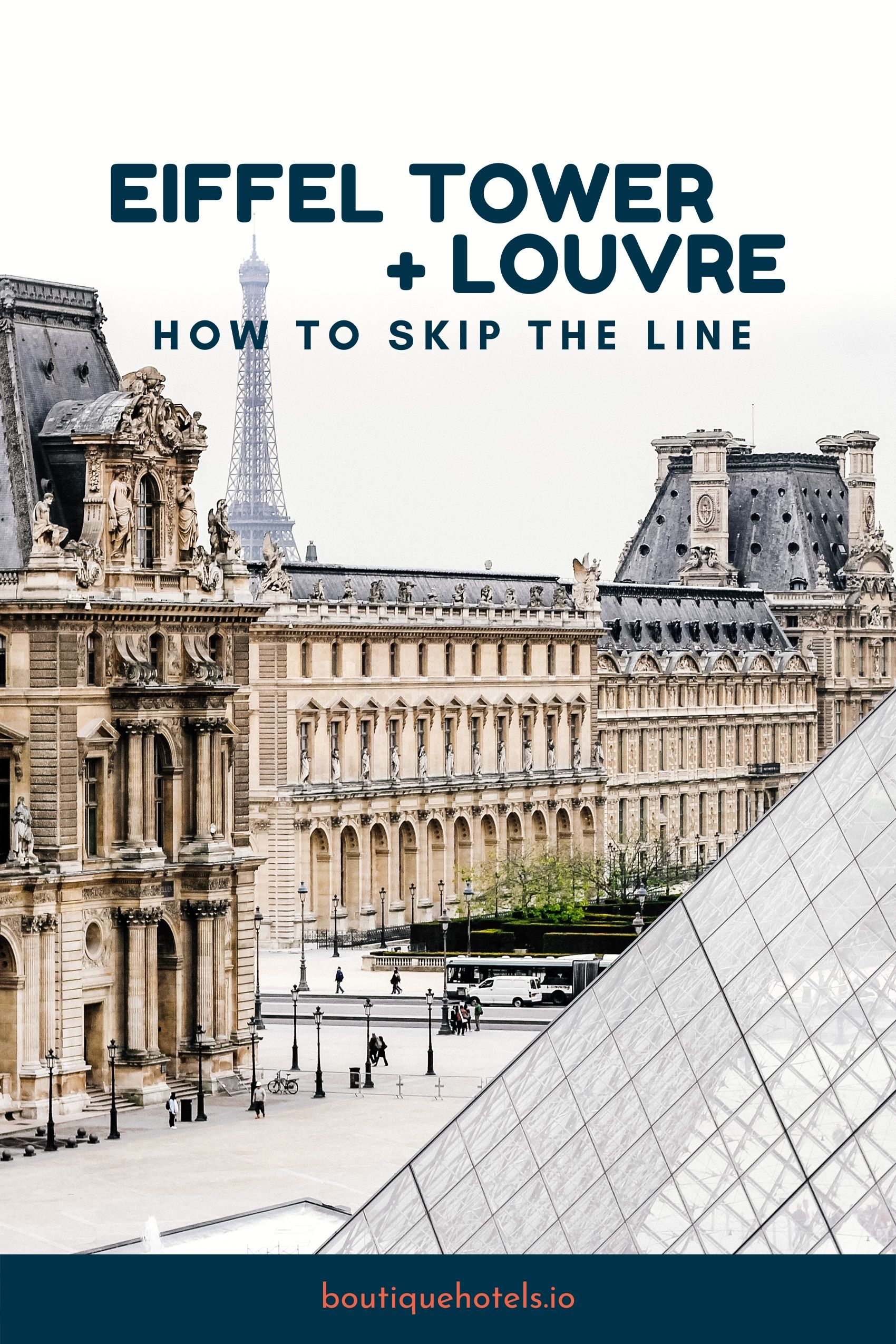 Eiffel Tower & Louvre Museum